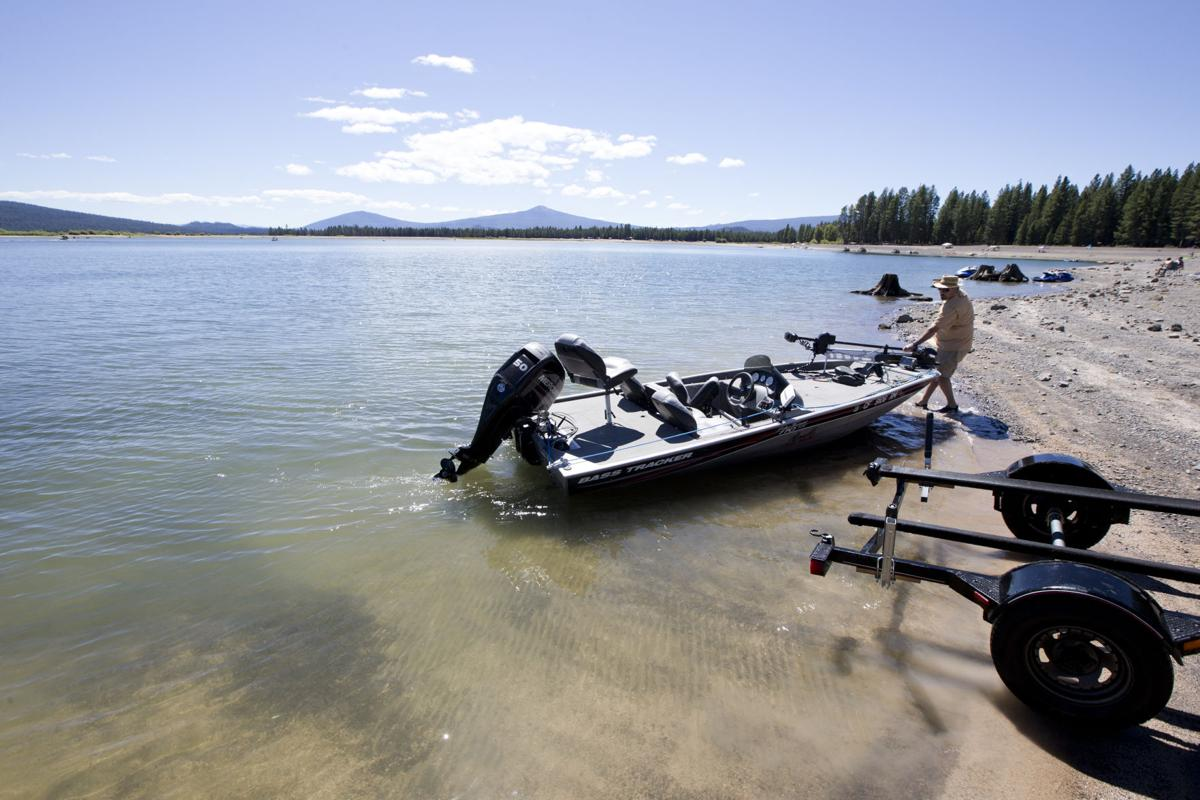 Central Oregon reservoirs a cause for concern