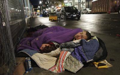 Oregon House speaker proposes $40 million investment in homelessness — a first for Oregon