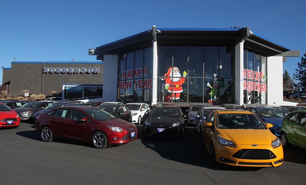 robberson ford to remodel bend dealership business bendbulletin com bend bulletin