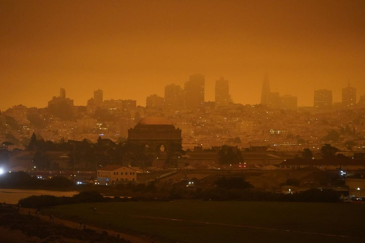 Wildfires Deadly Smoke