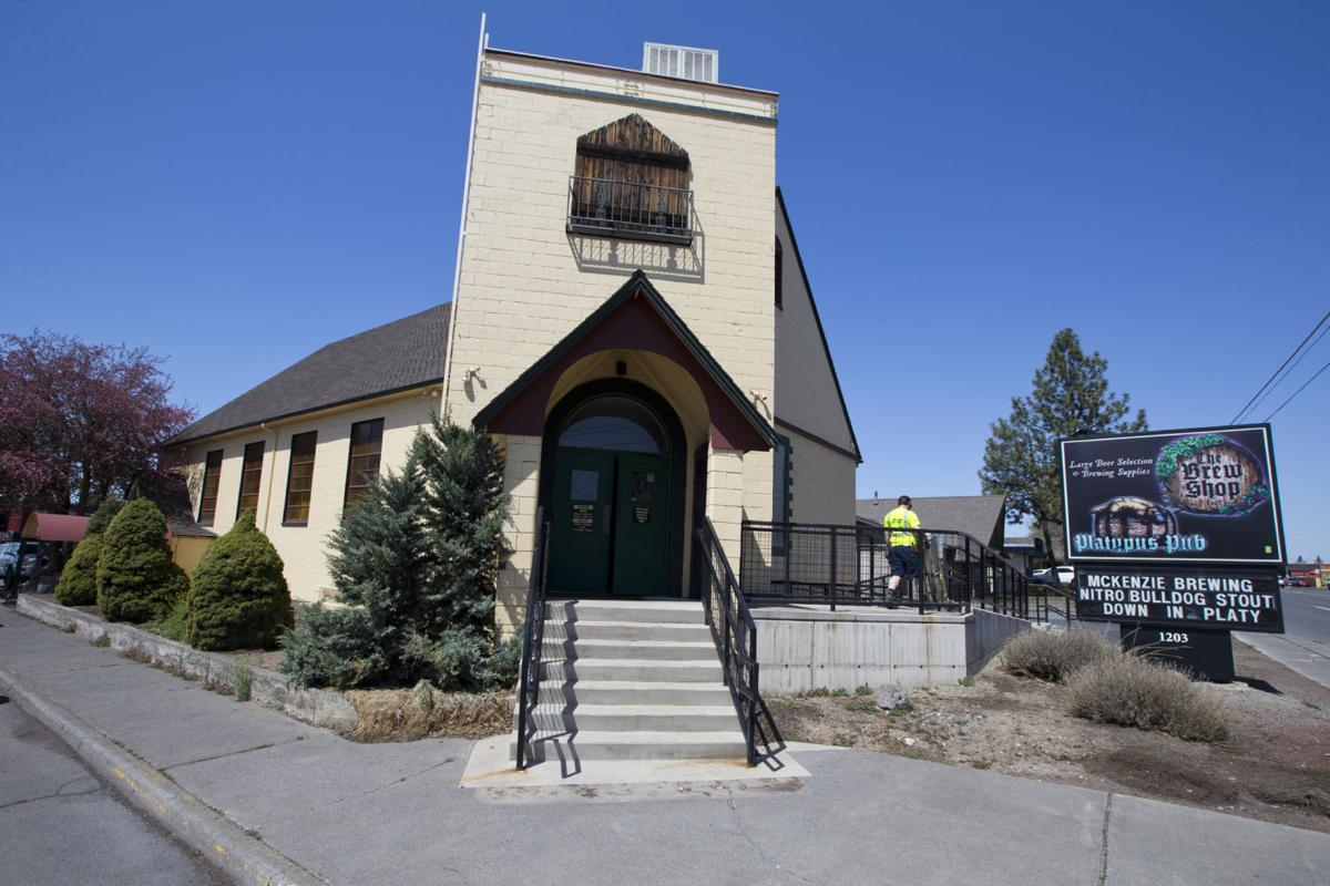 Plan to tear down Platypus Pub building in Bend revived