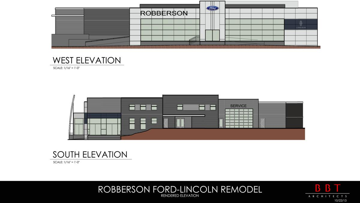 Robberson Ford Bend Or >> Robberson Ford To Remodel Bend Dealership Business