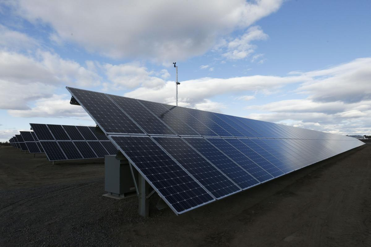 Solar contractor wants Crook County generation site sold