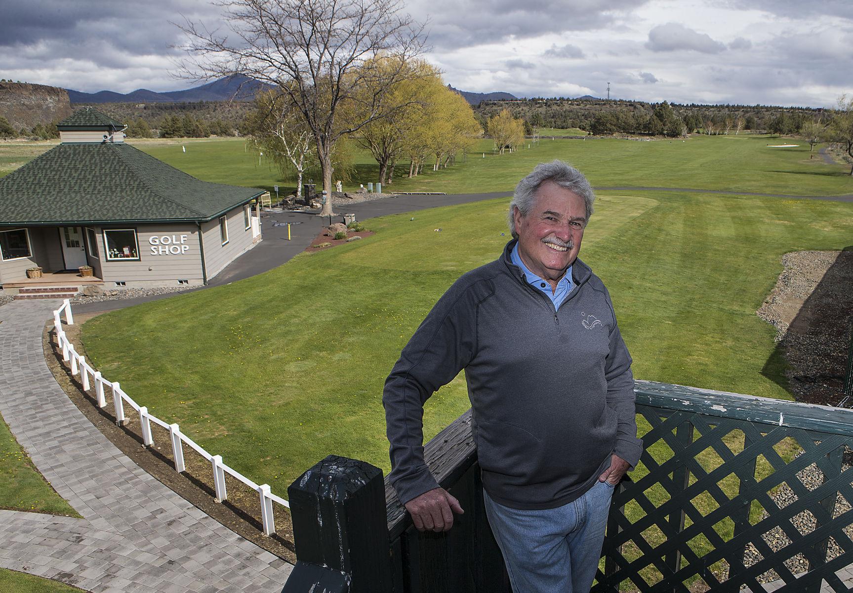 bendbulletin.com - BRIAN RATHBONE The Bulletin - Pat Huffer's golf life comes full circle