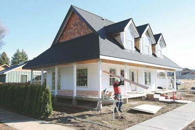 Bend's home-building uptick