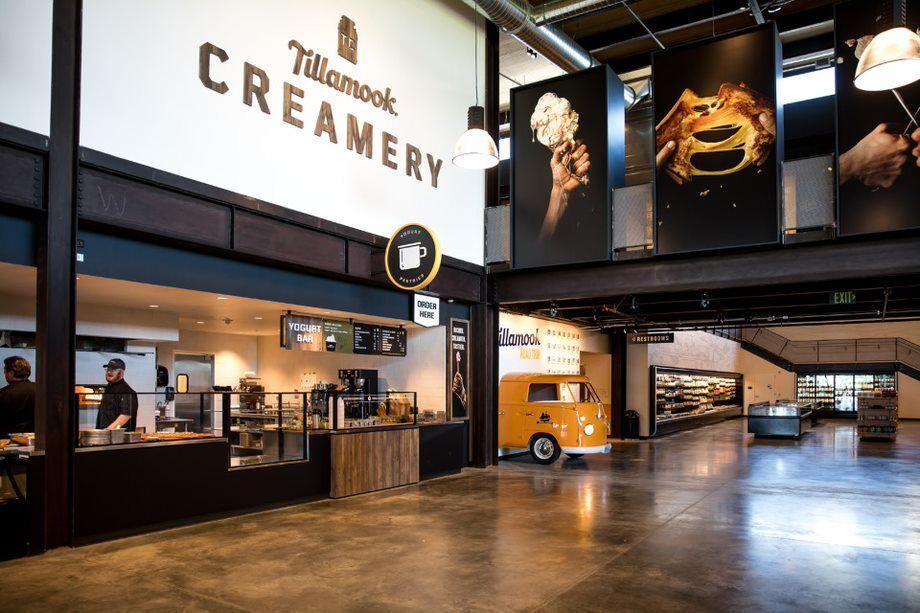 creamery interior