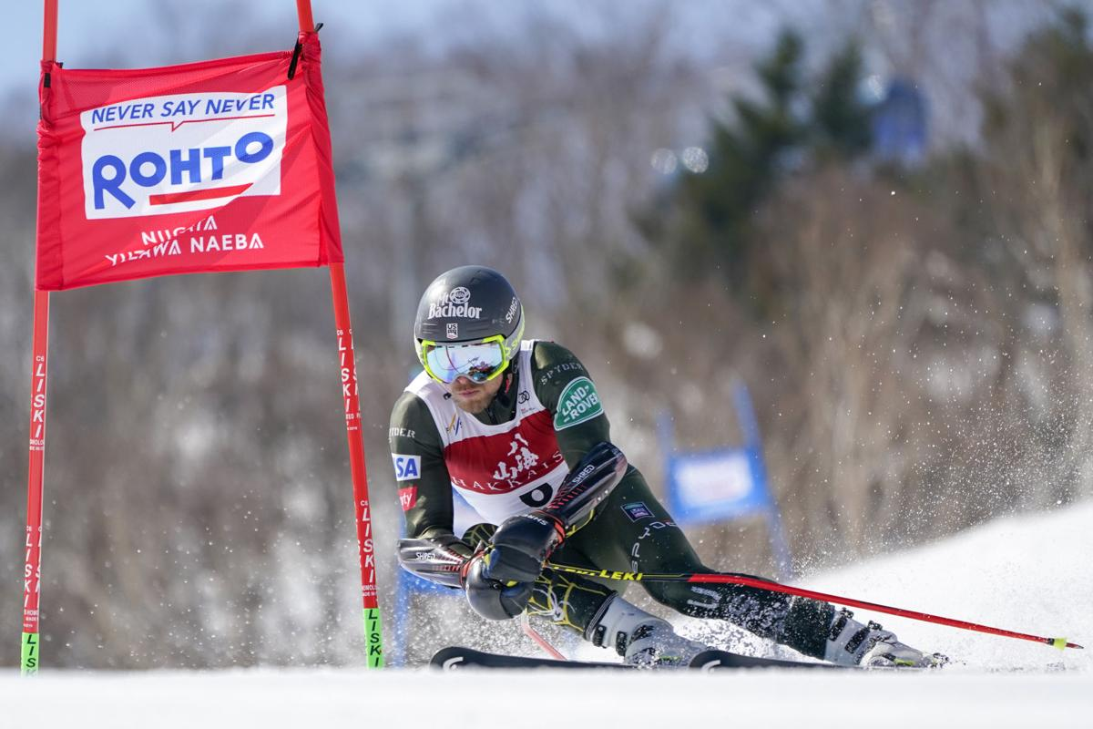 Bend Skier Tommy Ford Ready For Another World Cup Season Sports Bendbulletin Com