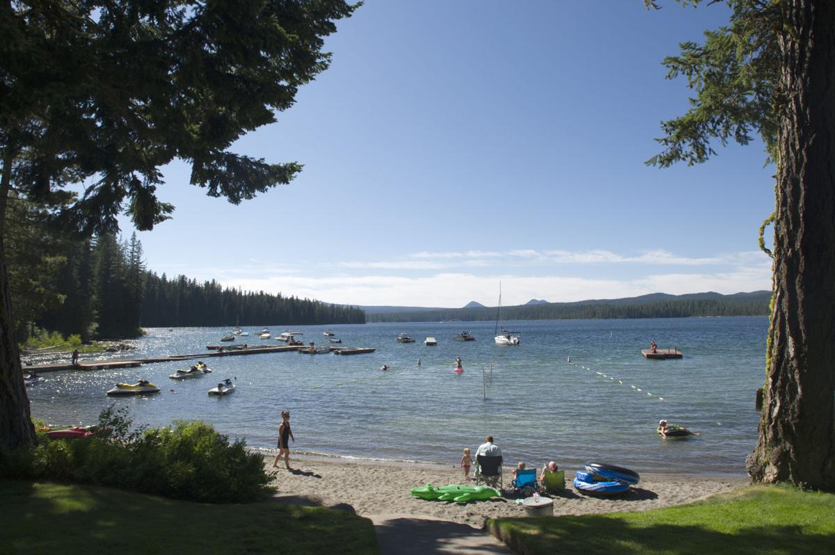 Cascade Lakes: Temperatures go from chilly to refreshing (copy)
