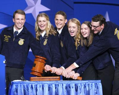 Baker High graduate elected to national FFA board