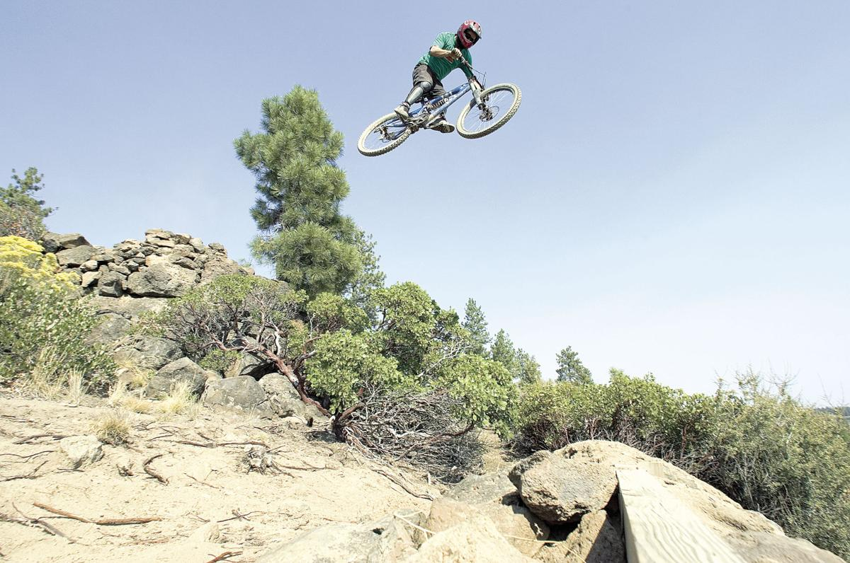 Downhill mountain bike trails increasing in Central Oregon