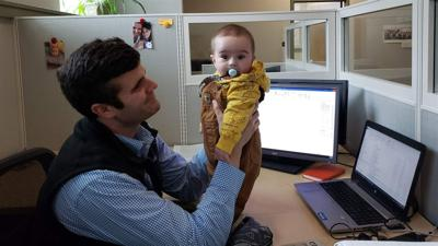 Bring baby to work