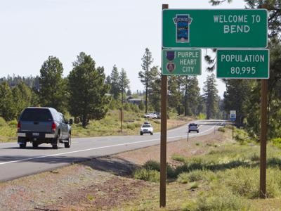 Bend population growth