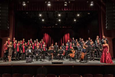 Mastersingers Misa Tango concert