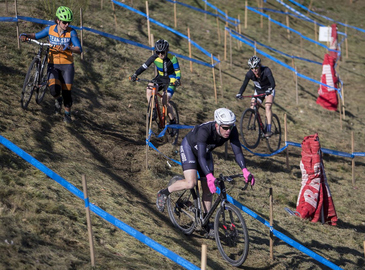 Cyclocross draws a crowd