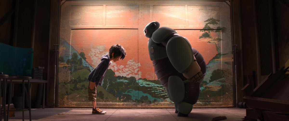 'Big Hero 6' (2014