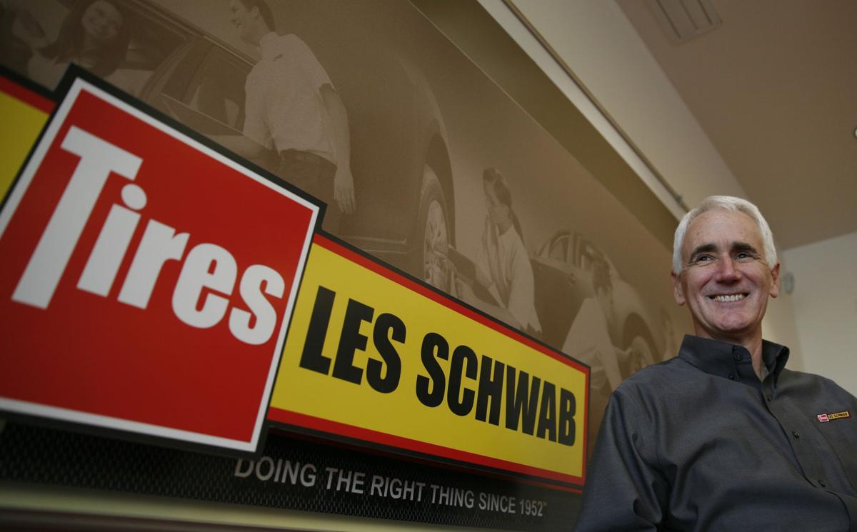 Les Schwab Tire Centers CEO talks e-commerce, gender diversity