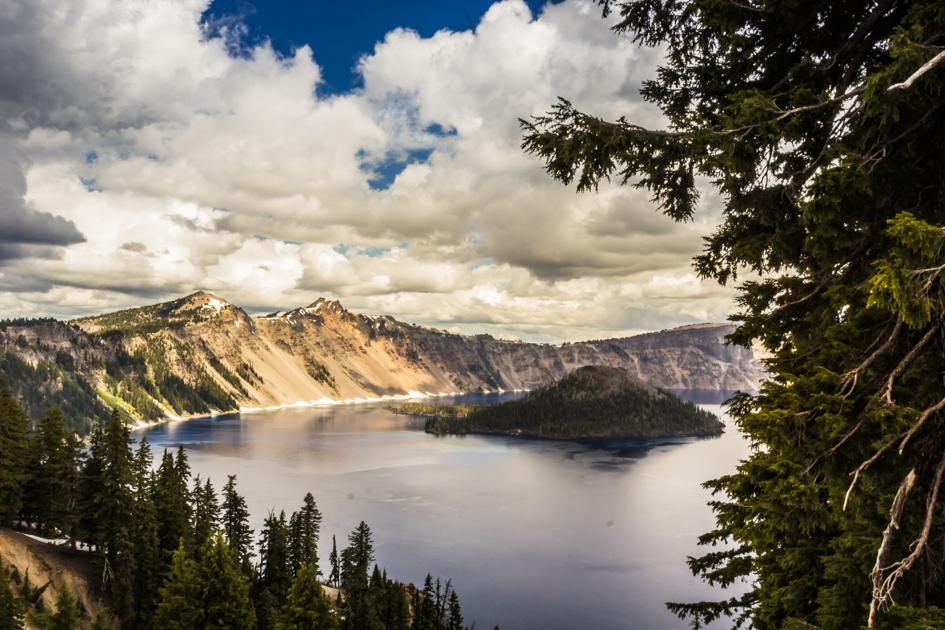 Crater Lake's clear waters threatened by illegal activities