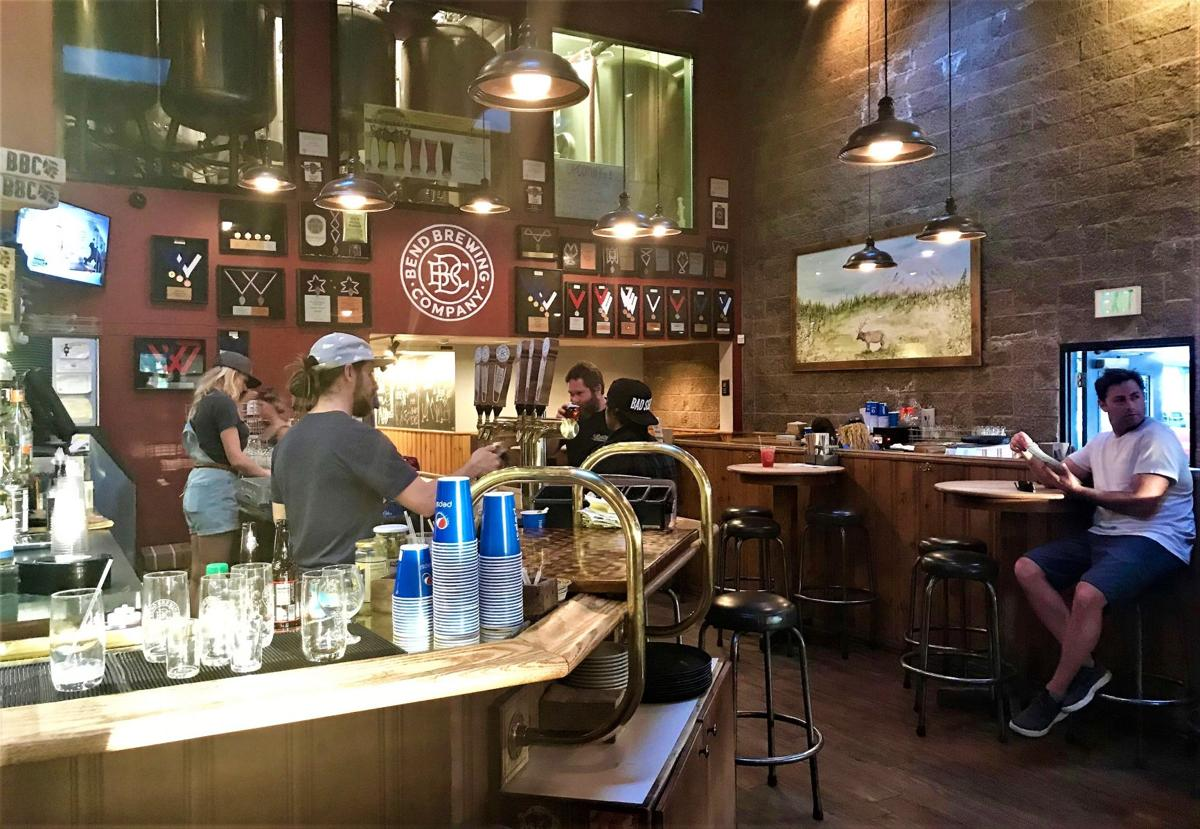 Restaurant review: Bend Brewing Co.