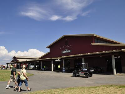 Possible fairgrounds expansion in Redmond still in talks