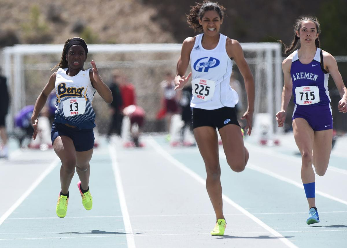 Top state track and field marks set at Summit Invitational