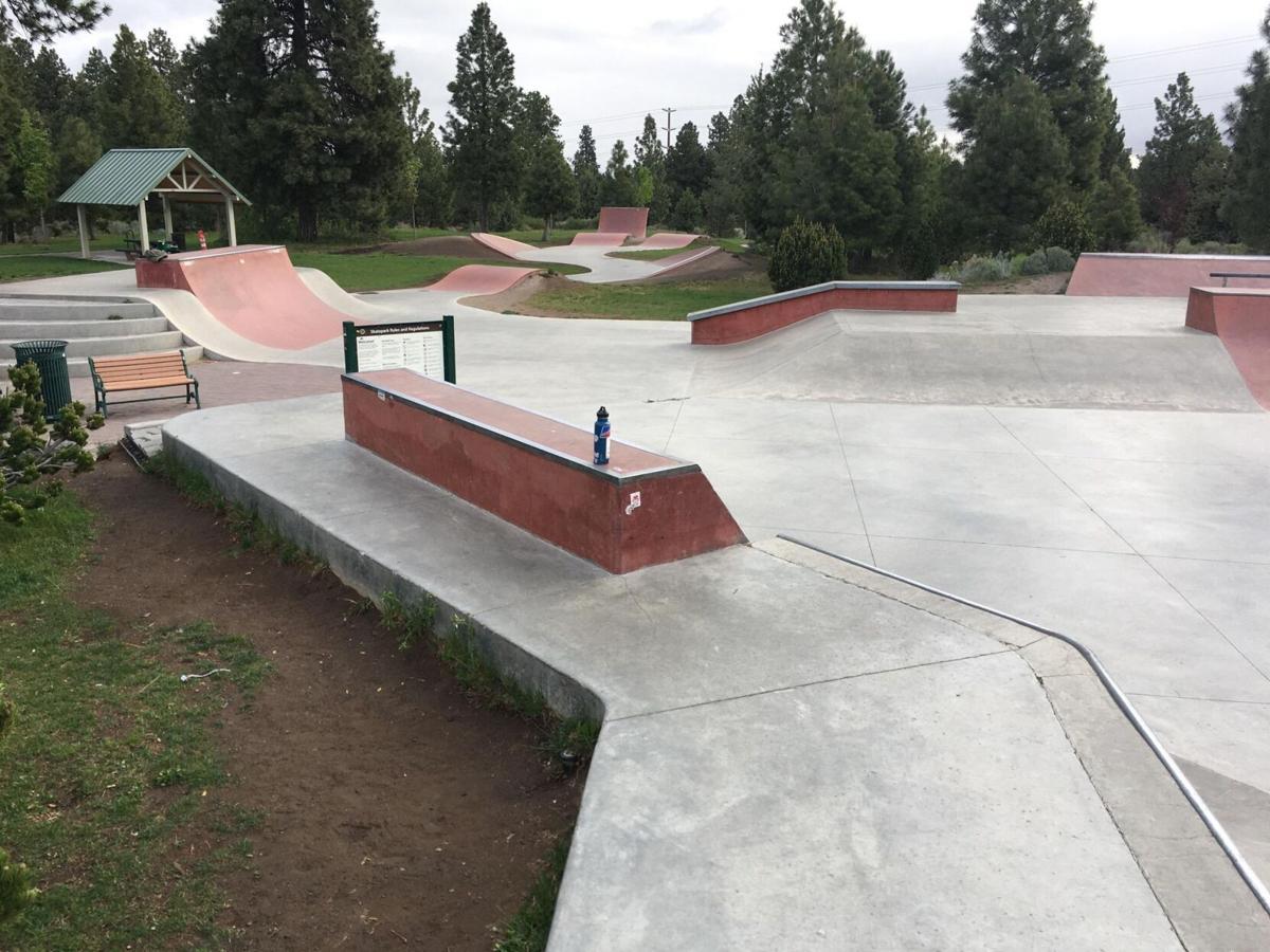 Ponderosa Skatepark