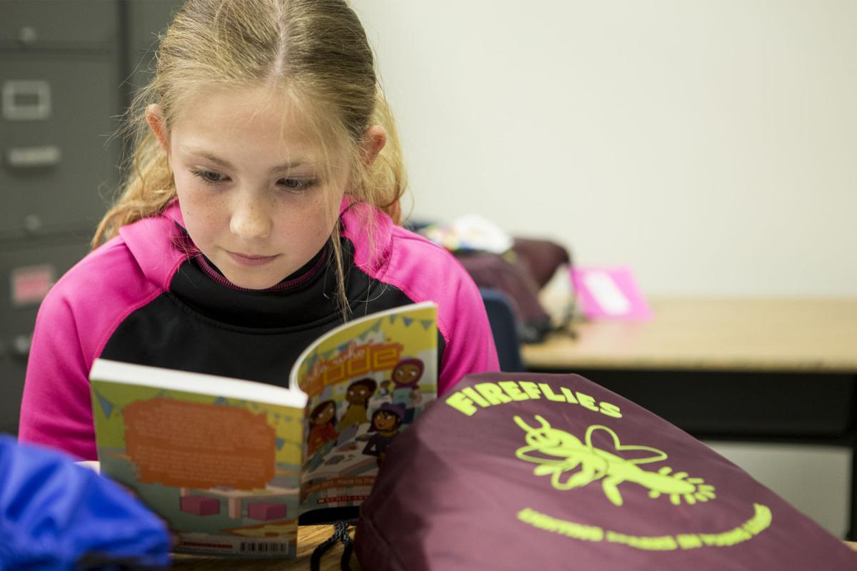 Book program fights summer slide with free books for kids