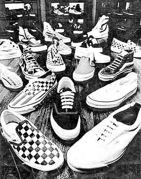 James Van Doren co-founded iconic shoe