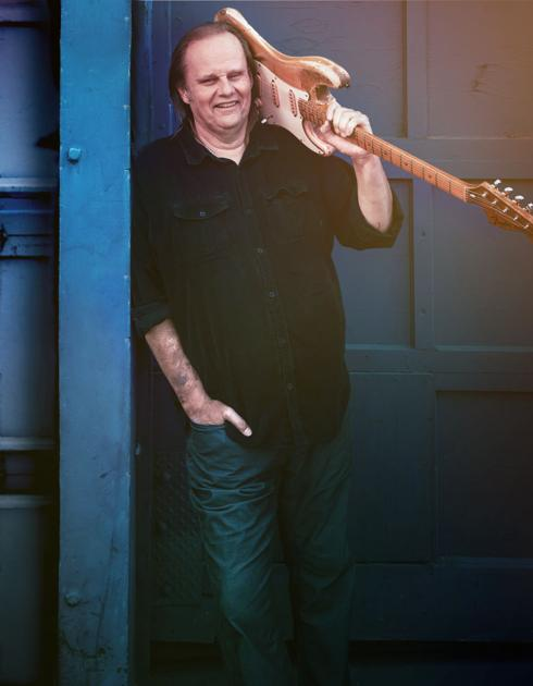 Walter Trout keeps surviving in Sisters
