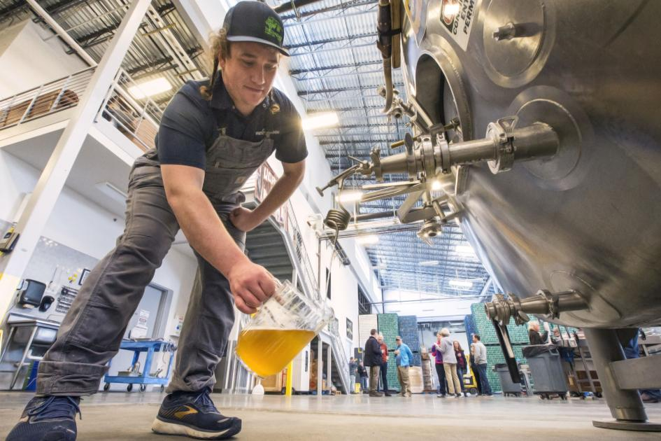 Zwickelmania gives inside look at Central Oregon breweries