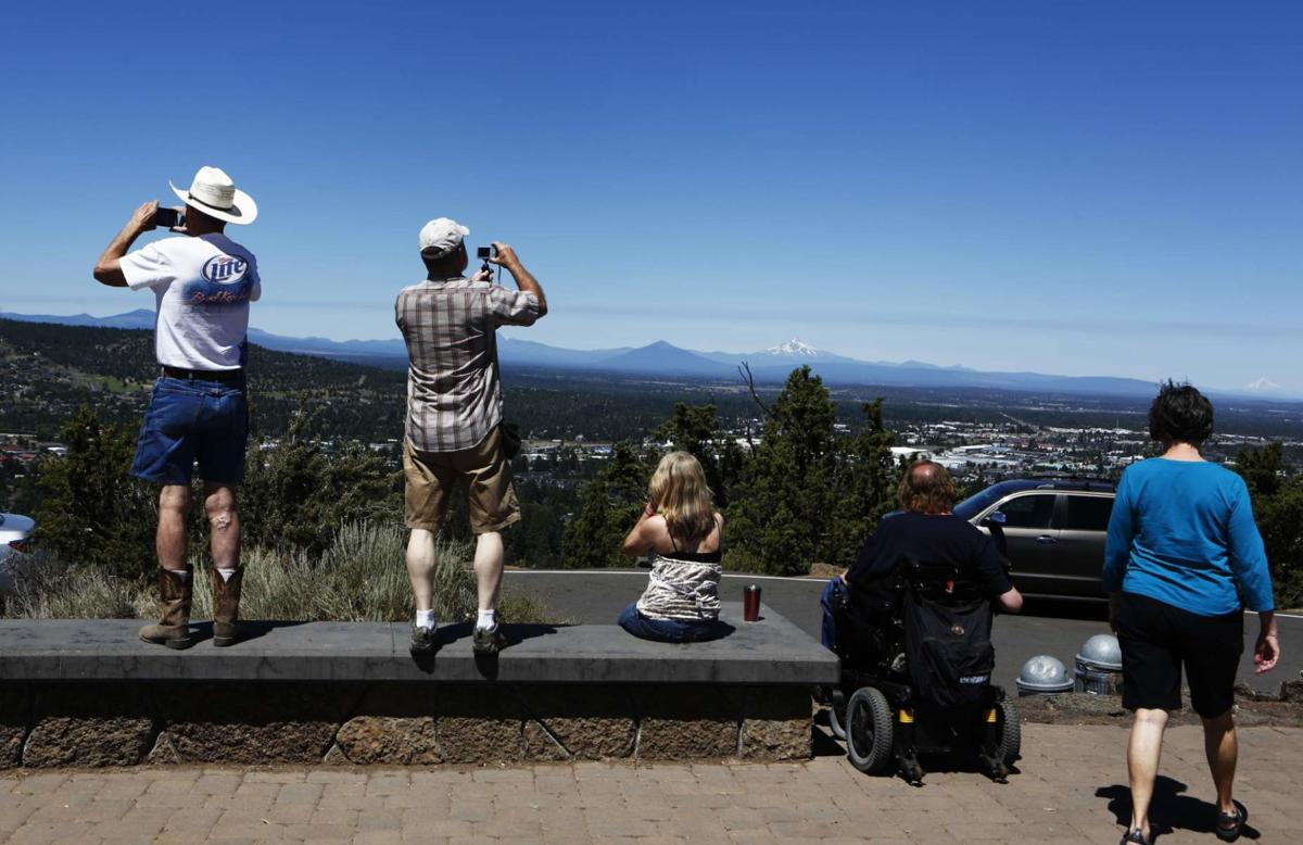 Pilot Butte summit road to close Sunday (copy)