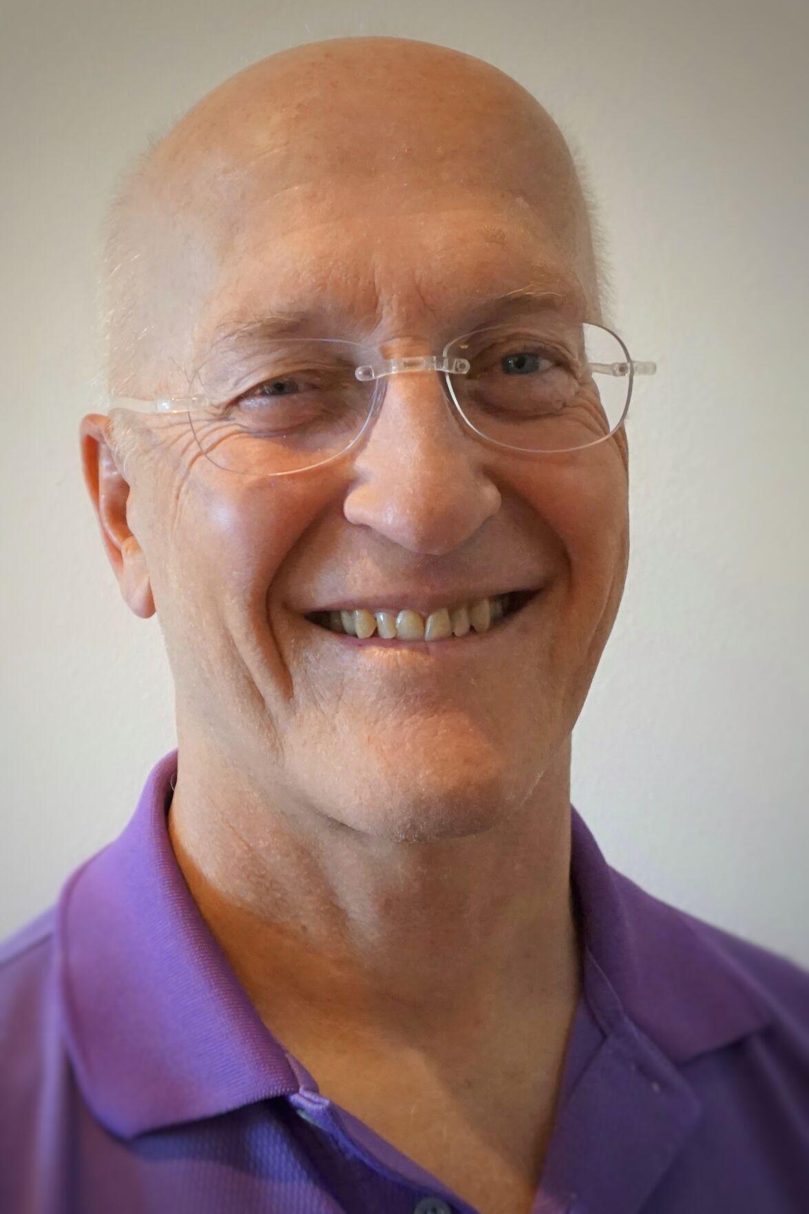 Rick Potvin, author of 'Empty'