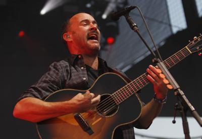 Dave Matthews Band to return to Bend
