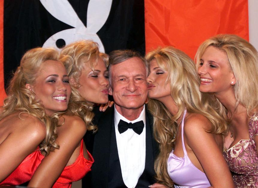 Hugh Hefner Who Built Playboy Empire And Embodied It Dies At 91 Nation Bendbulletin Com