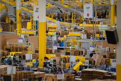 Amazon's warehouse rules lead lawmakers to press for worker protections