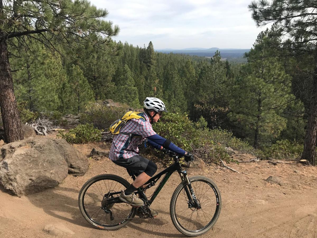 Mountain bikers still have many options in Central Oregon