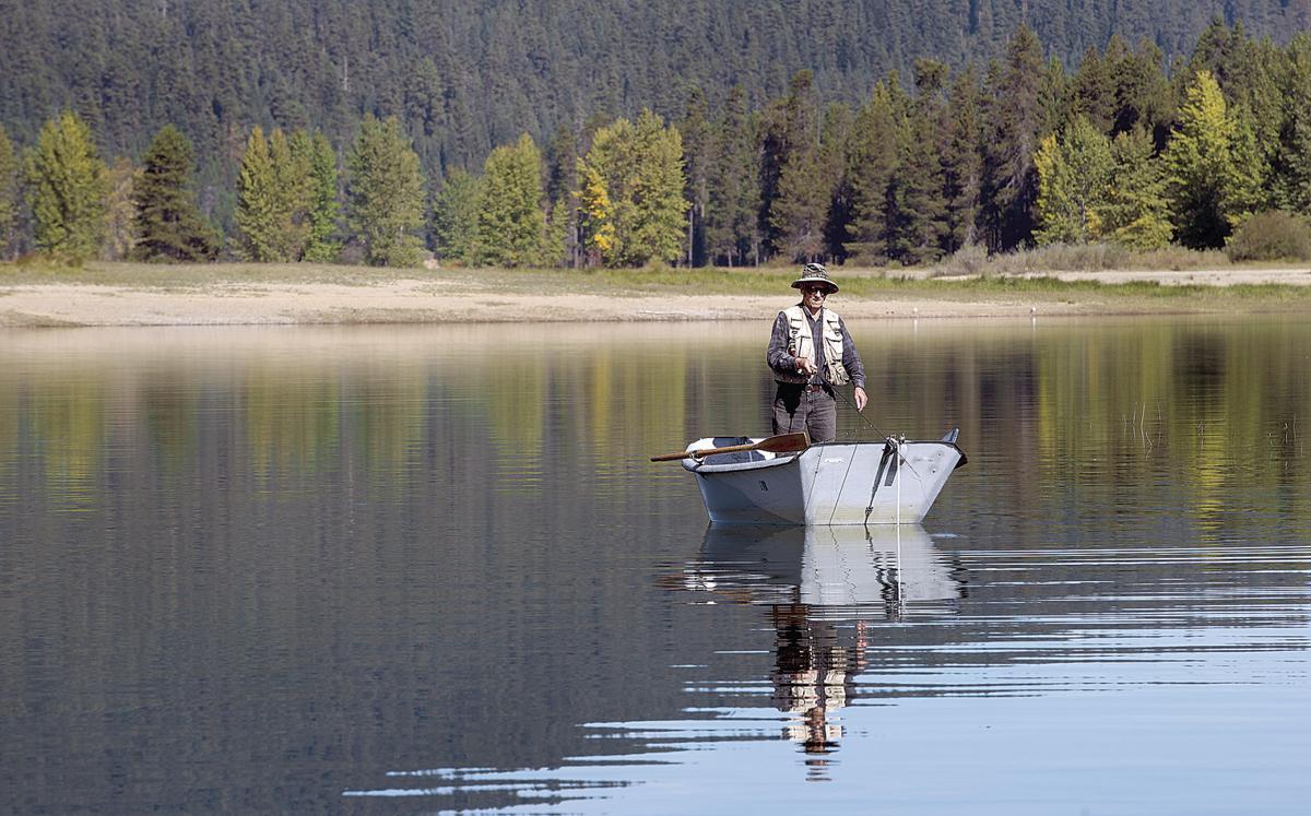 Fishing season in full swing in Central Oregon (copy)