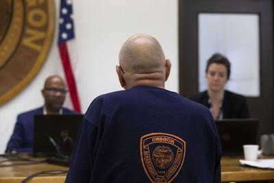 Roger Beck parole hearing