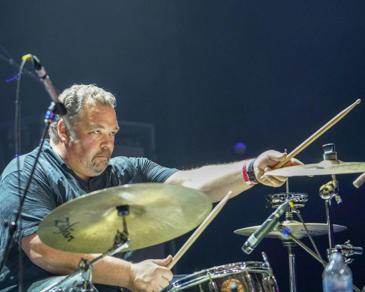 Kris Kristofferson's drummer no 'Stranger' in Bend