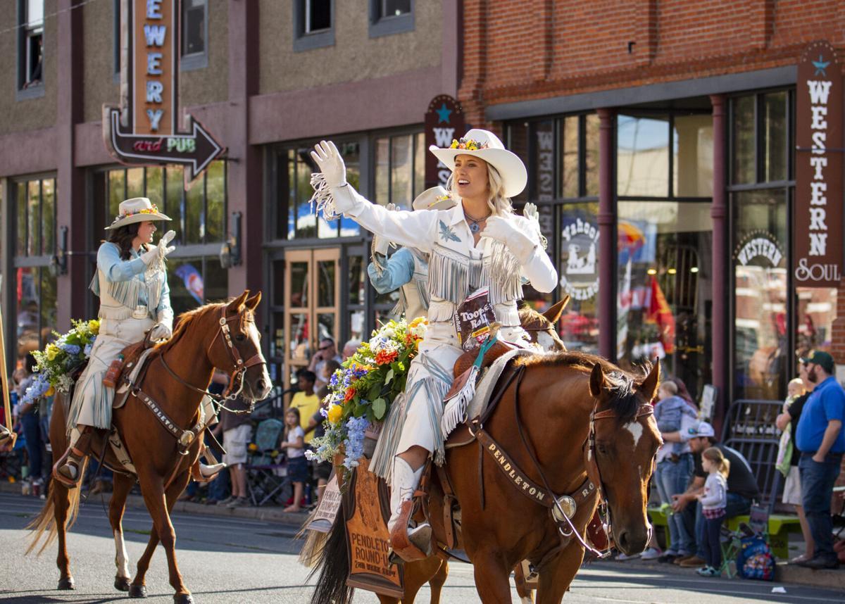 Dress-Up Parade