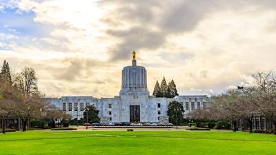 Oregon State Capitol building