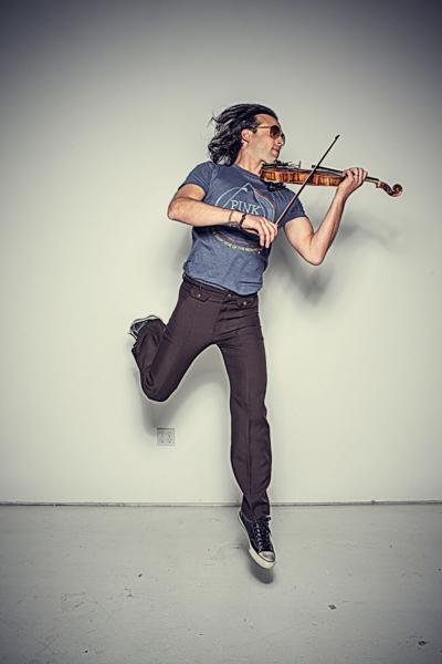 Violinist Aaron Meyer returns to Sunriver