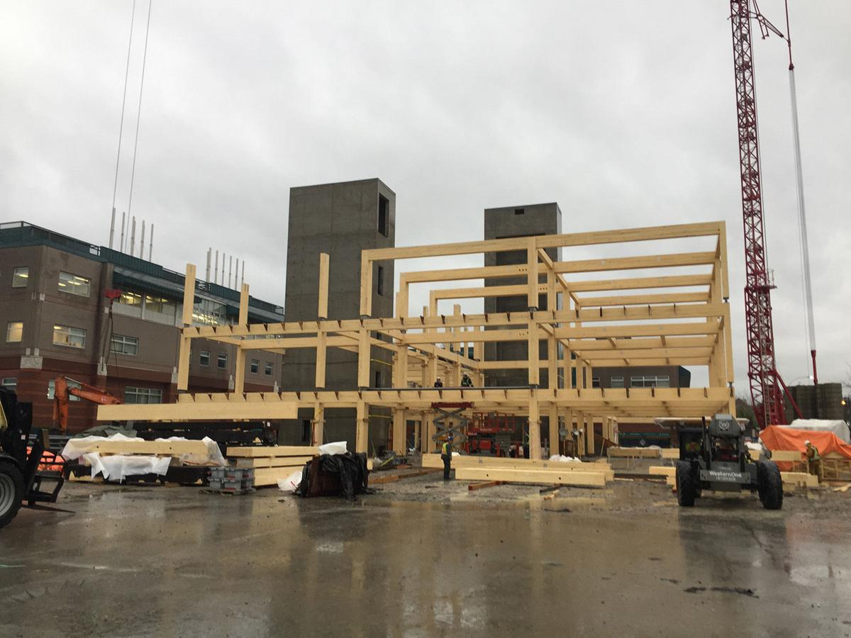 Seattle encouraging tall buildings out of timber