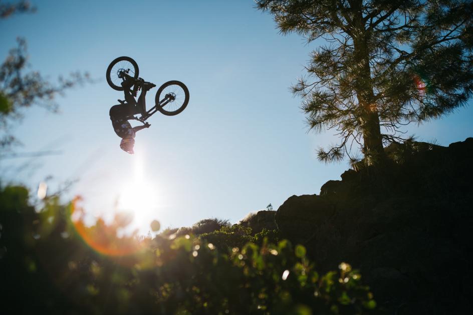 Mountain bike film set for Tower Theatre