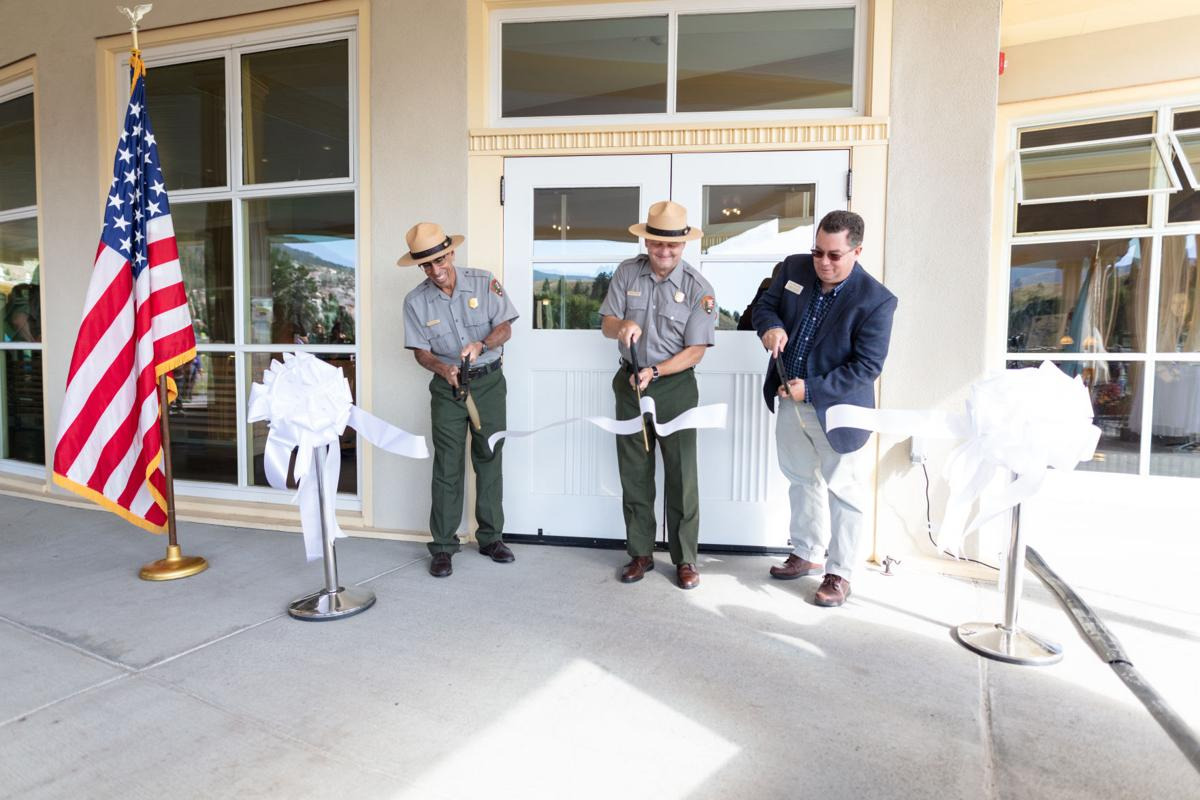 Historic Mammoth Hotel now reopened for visitors