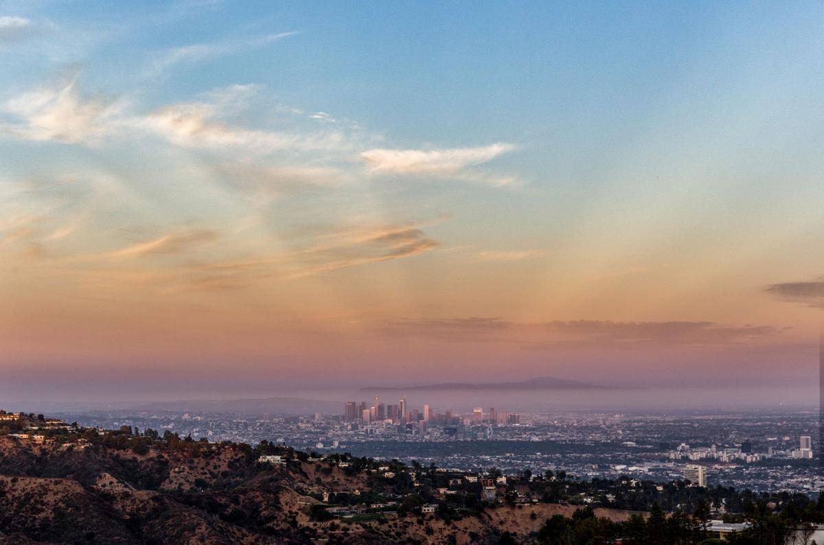 L.A. real estate listing hits new record price: $1B
