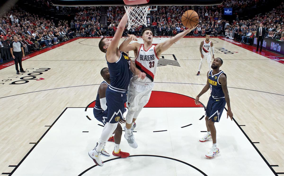 Zach Collins' career night 'is just the start' with