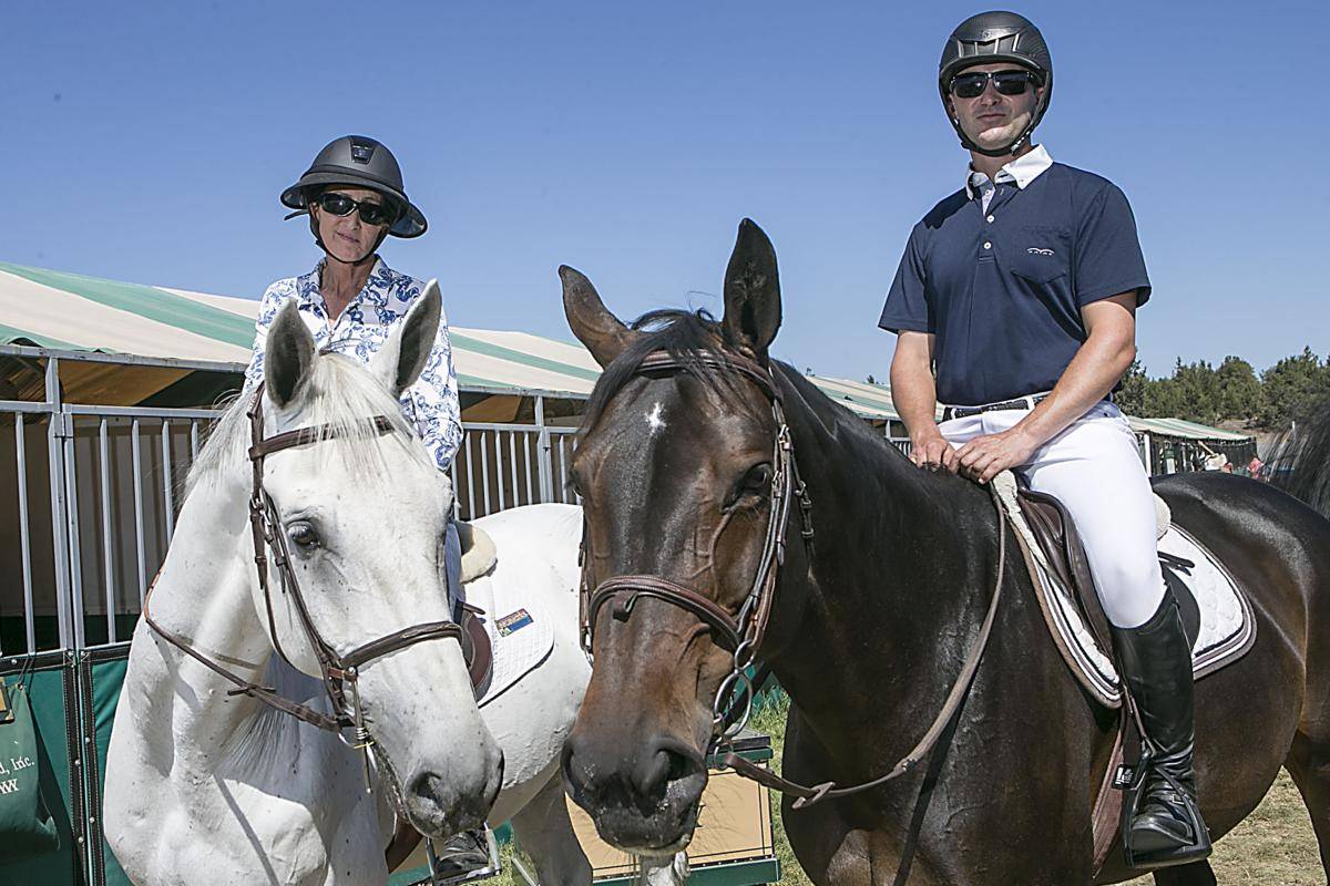 Mother-son team has been coming to Bend's High Desert Classics horse show for more than 25 years