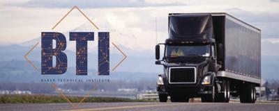 BTI truck driving