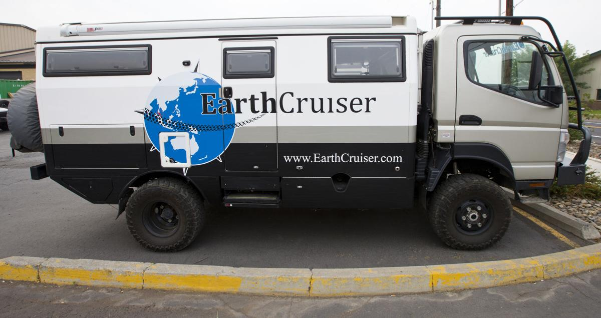 EarthCruiser offshoot promotes overland travel for the masses (copy)