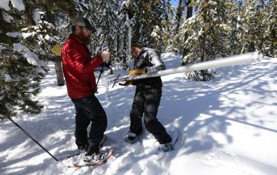 Dry November and low snowpack a concern for Central Oregon